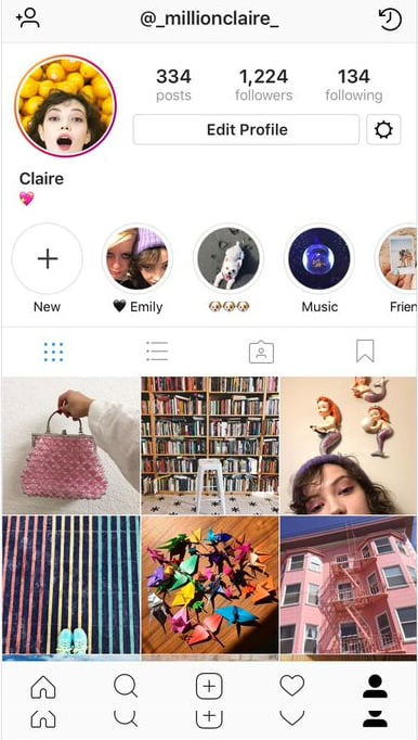 How do i use instagram highlights and story archive popsugar news ccuart Gallery