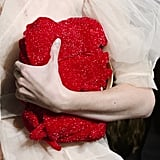 Red: Simone Rocha