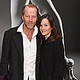 Iain Glen: In a Relationship