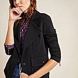 Sylvia Knit Moto Blazer