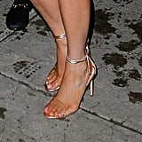 Kylie Jenner Sexy Shoes