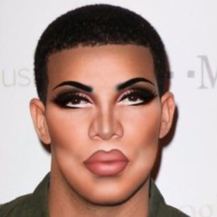 Celebrities as Drag Queens