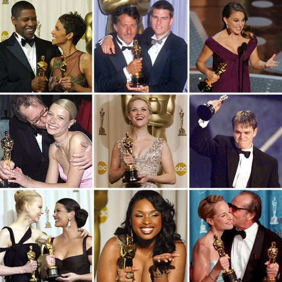Pictures of Oscar Winners