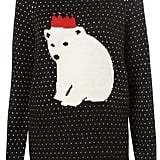 This Topshop Polar Bear Jumper ($100) is sweet and classic. Plus, how cute is his little crown?
