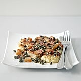 Cauliflower Steak With Pancetta