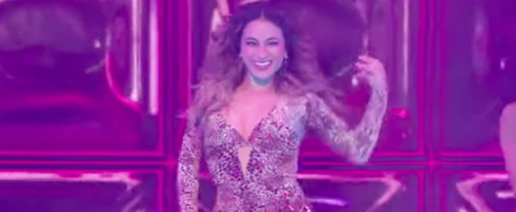 Ally Brooke's Spice Girls Performance on DWTS Video