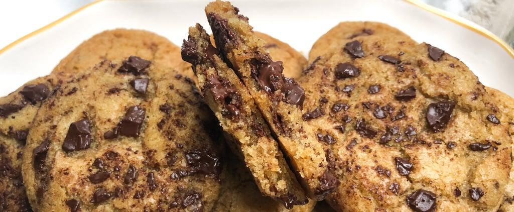 TikTok's Brown Butter Chocolate Chip Cookie Recipe