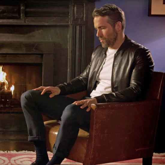 Ryan Reynolds Twin Brother GQ Interview Video