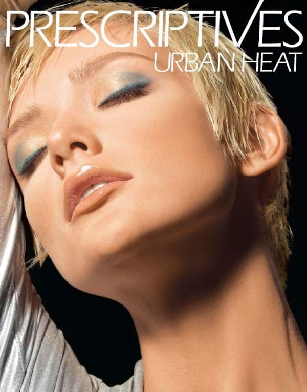 Hot In The City: Prescriptives Urban Heat Summer Collection