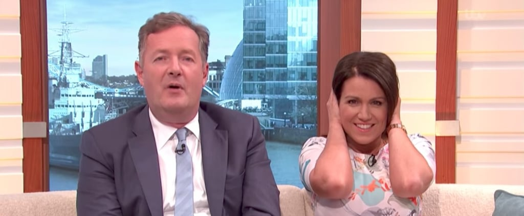 Piers Morgan's Rant About Love Island Will Make You Want to Watch It All the More