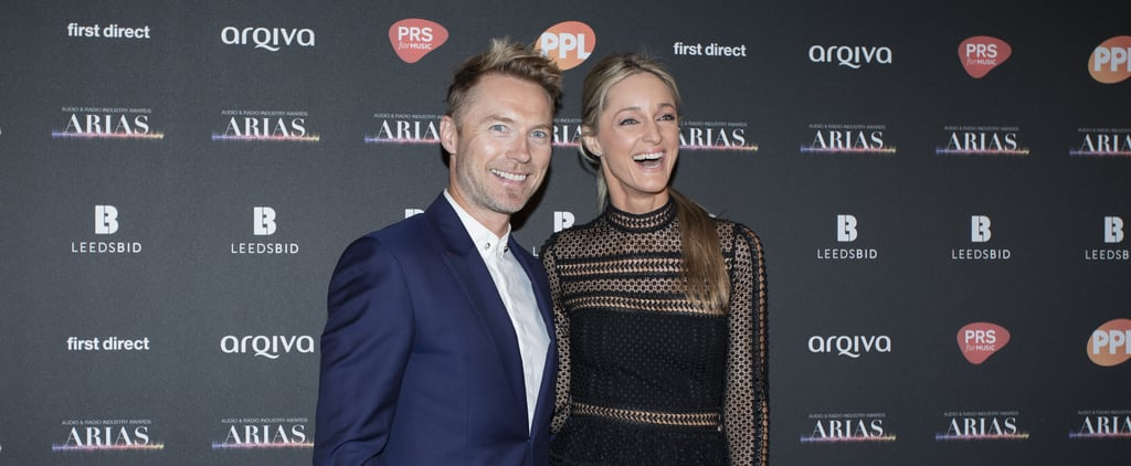 Ronan and Storm Keating New Baby Pictures