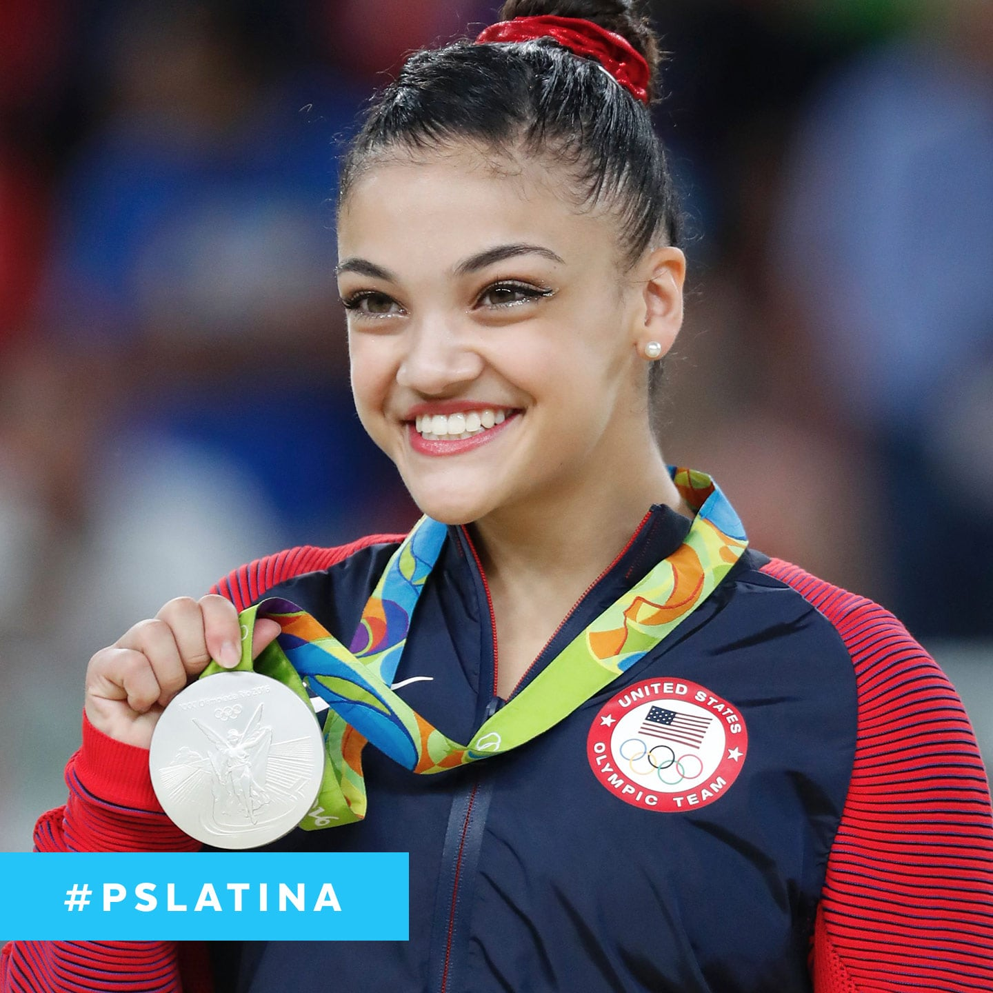 laurie hernandez hispanic heritage month essay latina share this link