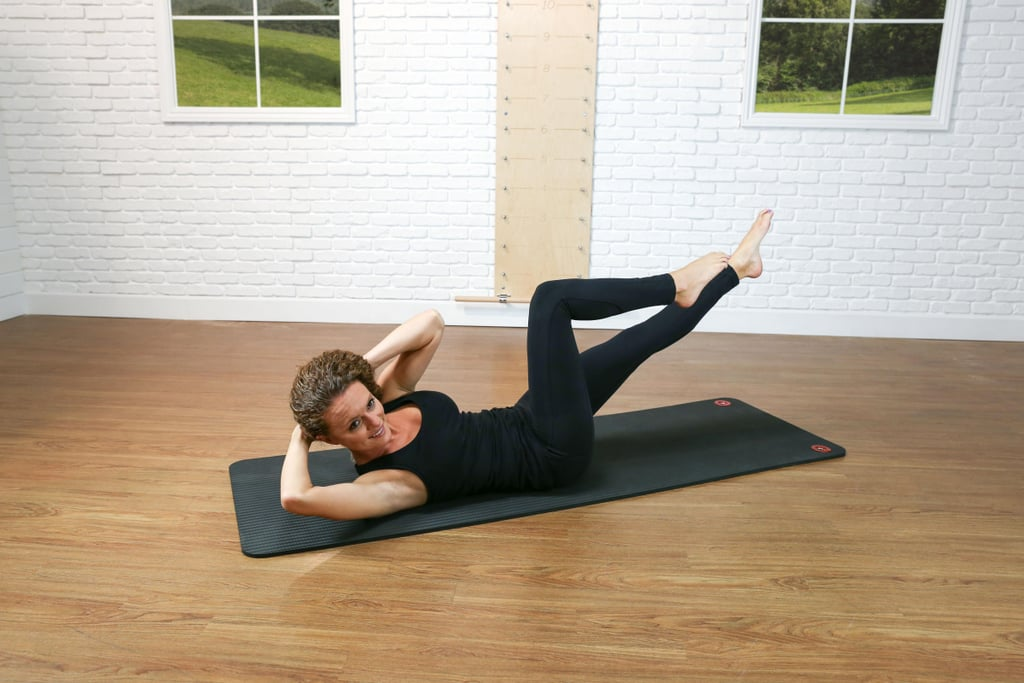 Pilates Bodyweight Workout