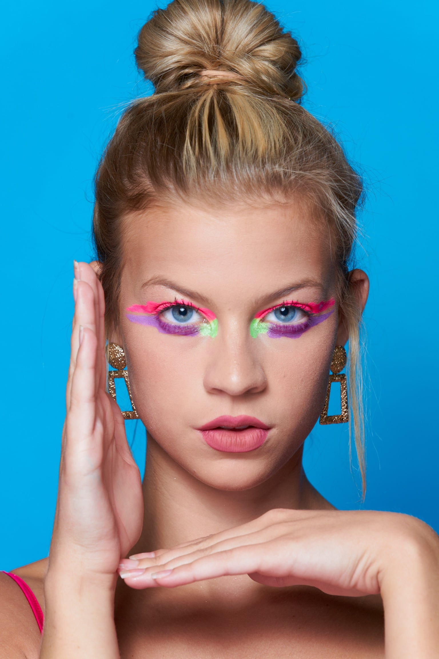 Makeup Artist Uses TikTok to Educate on Ulcerative Colitis 3