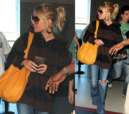 Jessica Simpson is Going to Kuwait