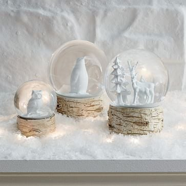 Go For The Globe Traditional Holiday Decorating Ideas