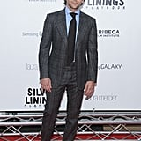 Bradley Cooper Debuts Silver Linings Playbook With Robert, Without Jennifer
