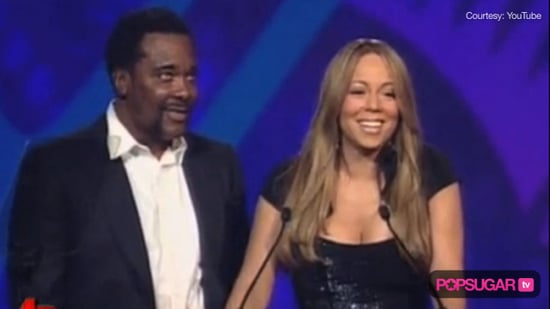 Mariah Carey's Tipsy Acceptance Speech in Palm Springs
