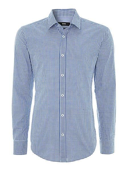 The Gingham: Hugo Boss