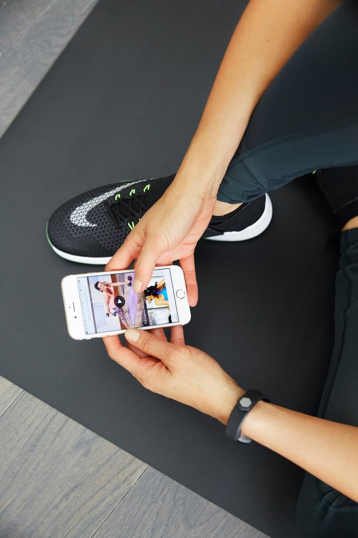 Inspiring Fitness Instagram Accounts Popsugar Fitness