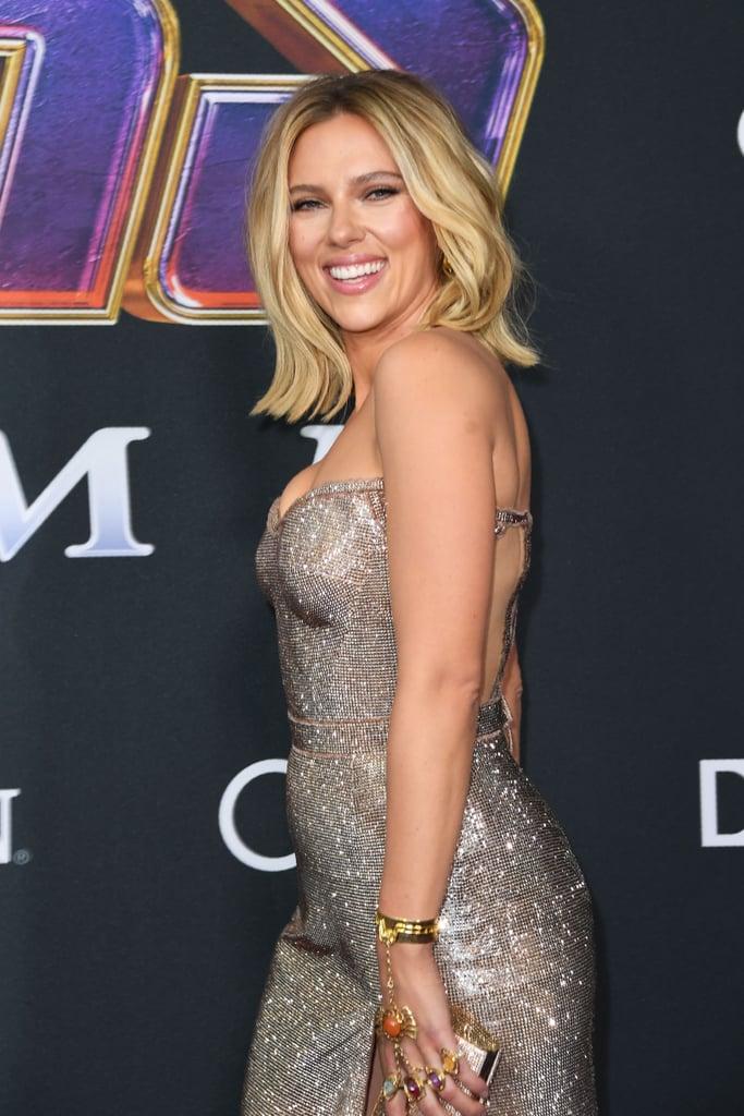 Pictured: Scarlett Johansson
