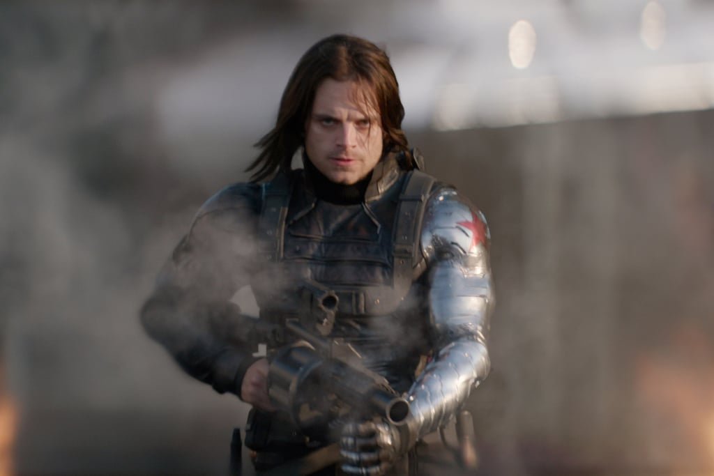The Winter Soldier From Captain America: The Winter Soldier