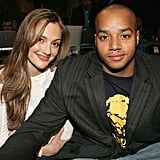 Minka Kelly and Donald Faison