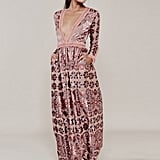 For Love & Lemons Juliet Maxi ($360)