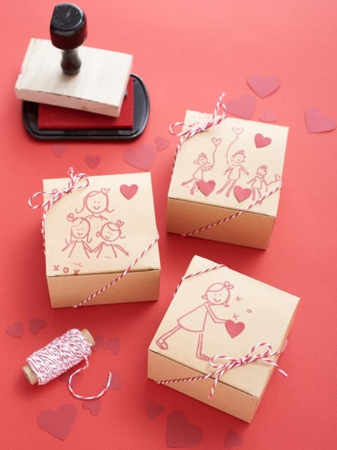 DIY Valentines Day Card Ideas From Martha Stewart – Martha Stewart Valentines Day Cards