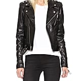BLK DNM Leather Jacket ($895)