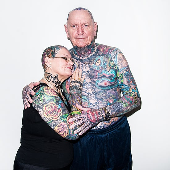 Meet the Guinness World Record Holders for Most Tattooed Senior Citizens - and They're a Couple!