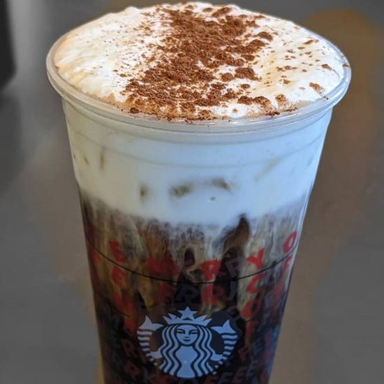 Starbucks Just Released an Irish Cream Cold Brew