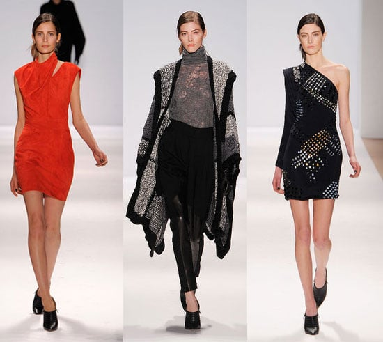 Photos of Yigal Azrouel Fall 2010 Runway Collection