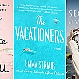 There's only one way to get through Spring showers, wedding season, and vacation travel — and that's having a good book to read. We're particularly excited about May's hot new books, which include confessions of a serial wedding guest, a Hollywood-set YA novel about two girls in love, and much more!