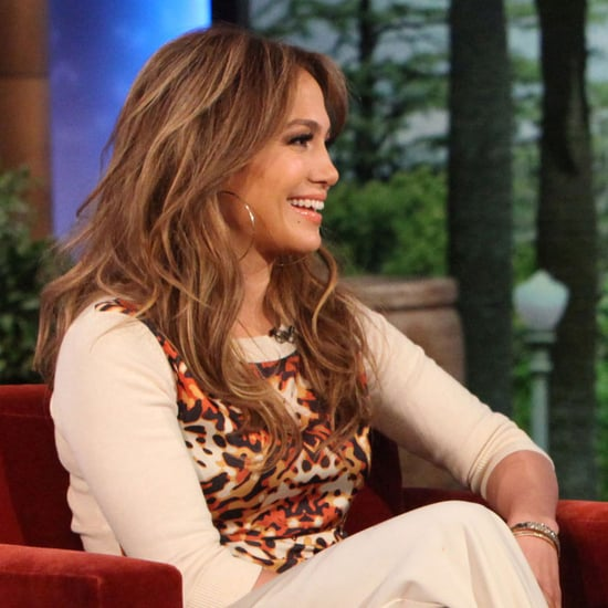 Jennifer Lopez Talks Ben Affleck's Globes Win (Video)