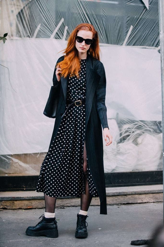 The Spring 2020 Dress Trend: Polka Dots