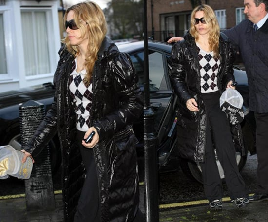 Madonna's Special Surprise Visit to NYC