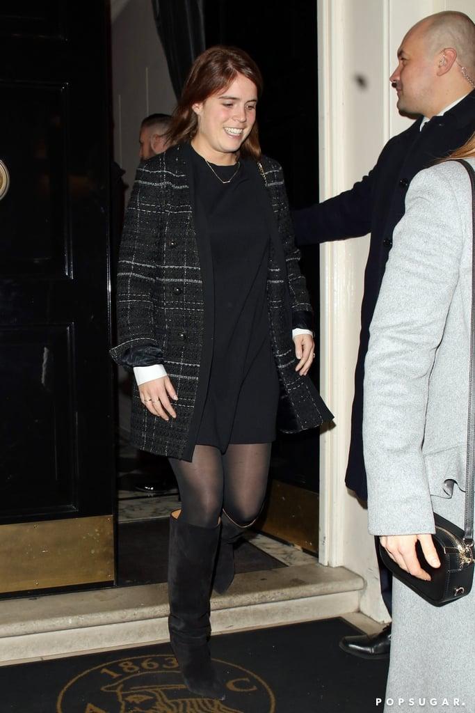 Princess Eugenie Zara Coat