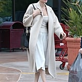 Angelina Jolie Tube Top January 2019