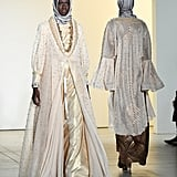 Indonesian designer Anniesa Hasibuan, who first showed her collection at Fashion Week last season, was back for Fall 2017. This time, all of her models in hijabs were either immigrants, green card holders, or first/second generation Americans, making a statement about inclusivity on the runway.