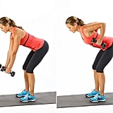 Number 1: Bent-Over Row