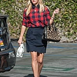 Plaid Can Totally Be Office-Appropriate