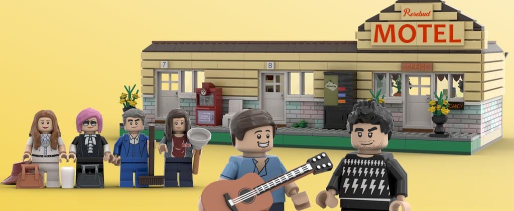 A Schitt's Creek Lego Set Exists — Vote to Make It a Reality