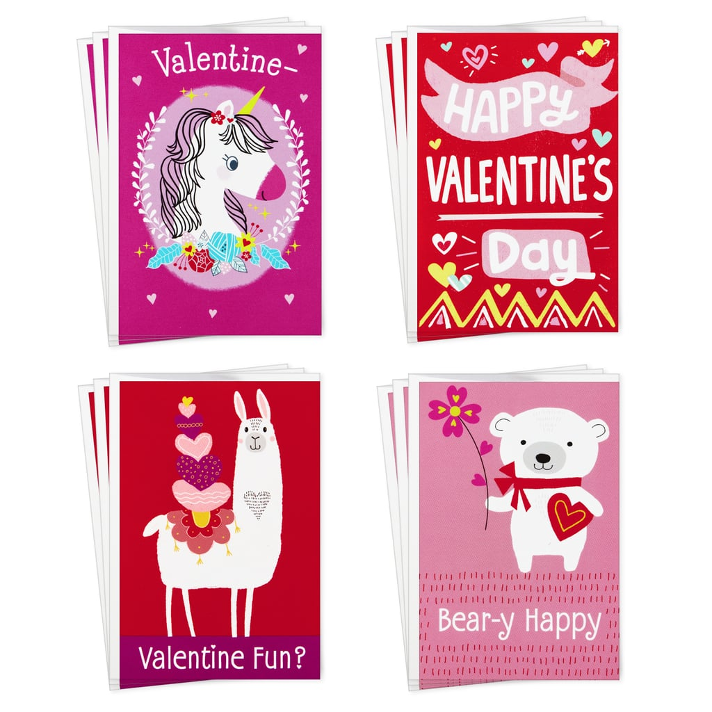 Assorted Valentine's Day Cards