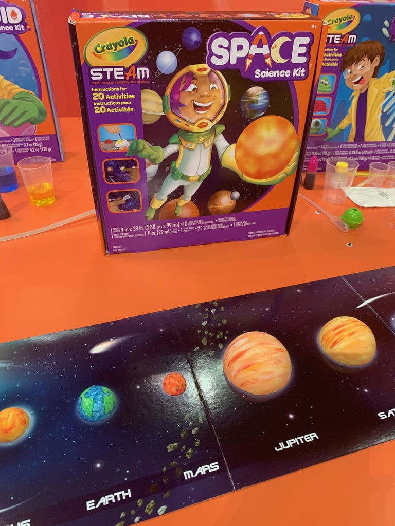 Crayola Space Science Lab Kit