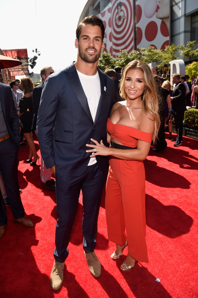 Jessie James and Eric Decker at the ESPYs 2016 | Pictures ...