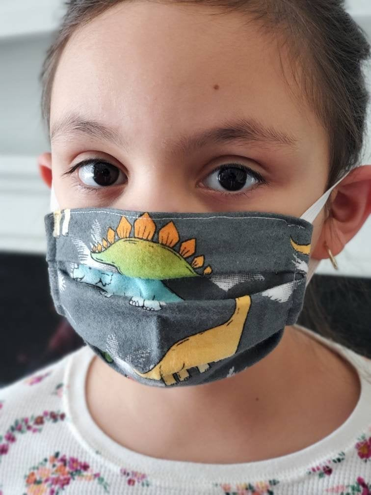 Child's Cotton Mask