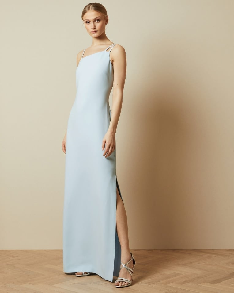 Blue Bridesmaid Dress: Ted Baker Sannsa Dress