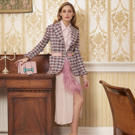 Olivia Palermo Wearing Pink | April 2017