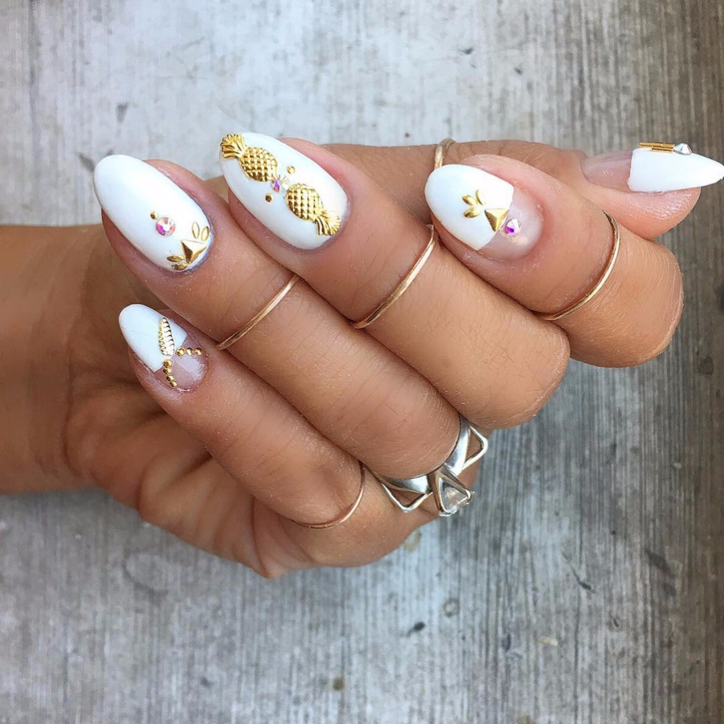 Top Nail Art Instagram Accounts | POPSUGAR Beauty Australia